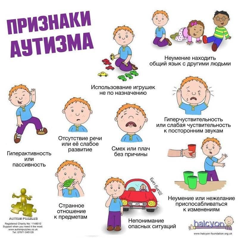 Лечение аутизма у детей и взрослых