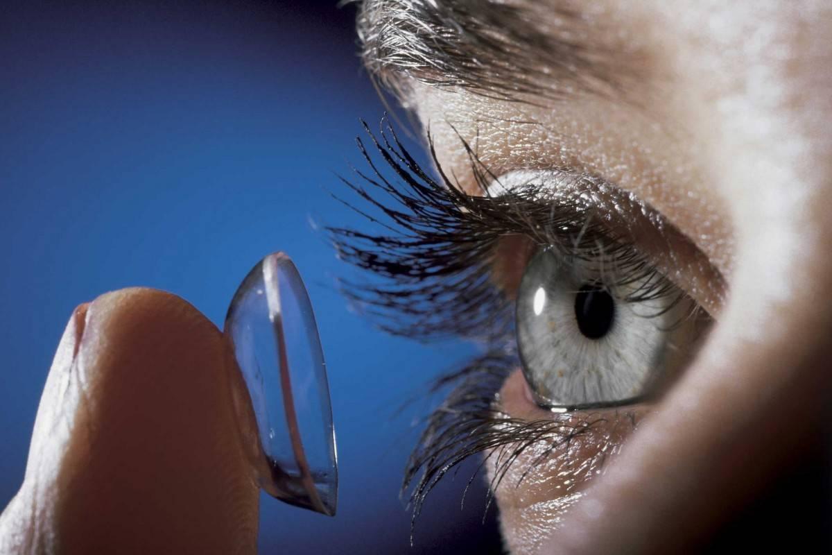 правила ношения контактных линз
