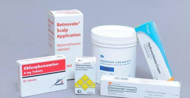 мази от перорального дерматита