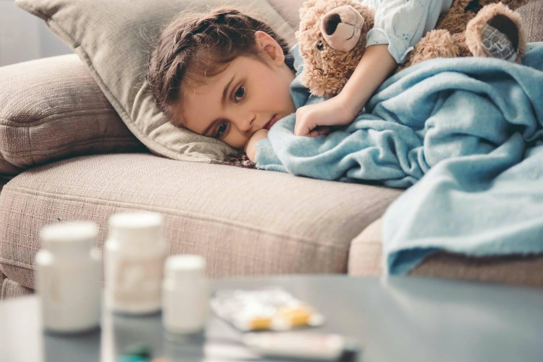 мокрый кашель и температура 38 у ребенка