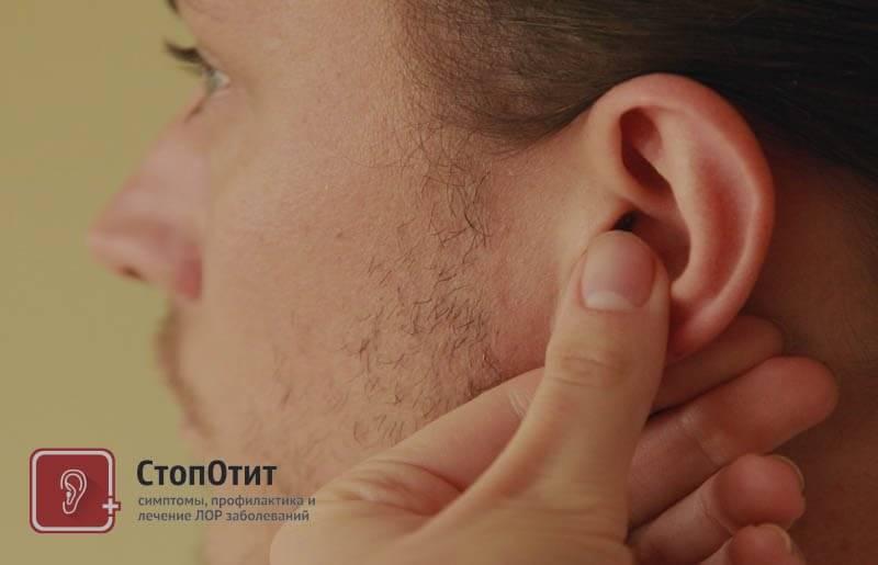 Мочка уха: строение и болезни