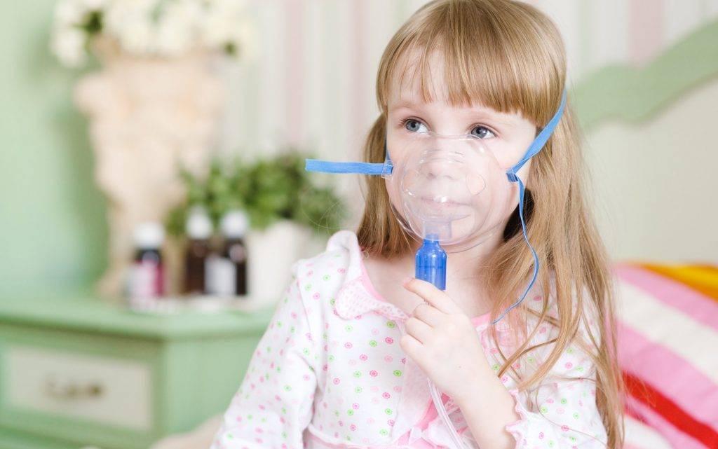 ингаляции для носа через небулайзер