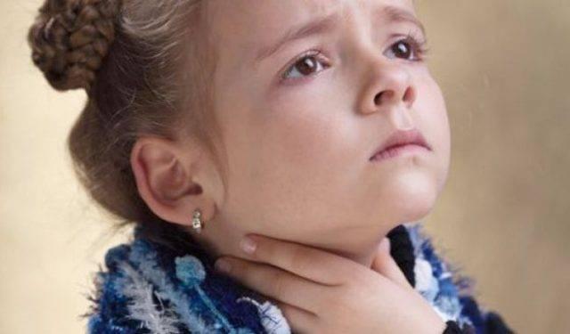 Ребенок хрипит и кашляет без температуры