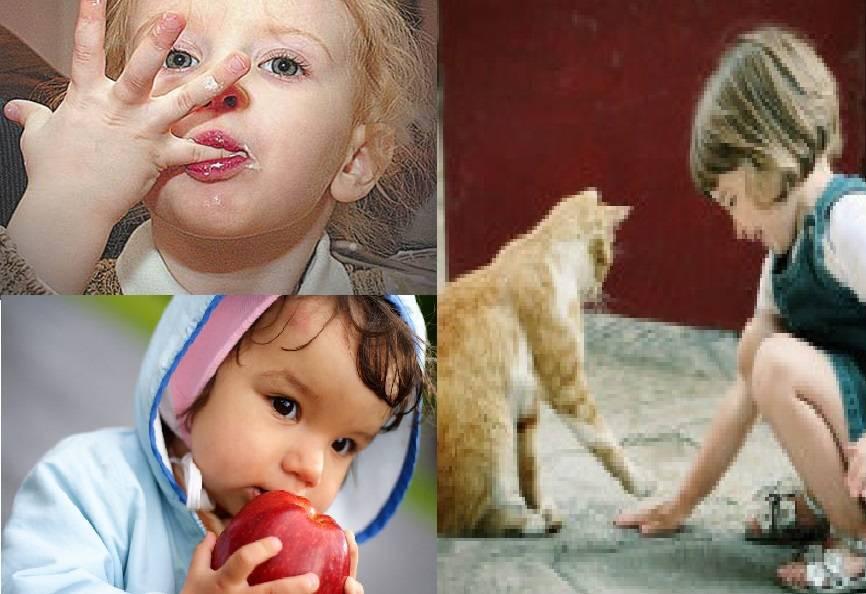 что делать если у ребенка глисты
