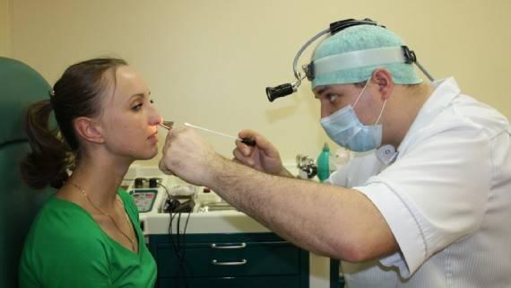 Для чего необходима анемизация слизистой оболочки носа