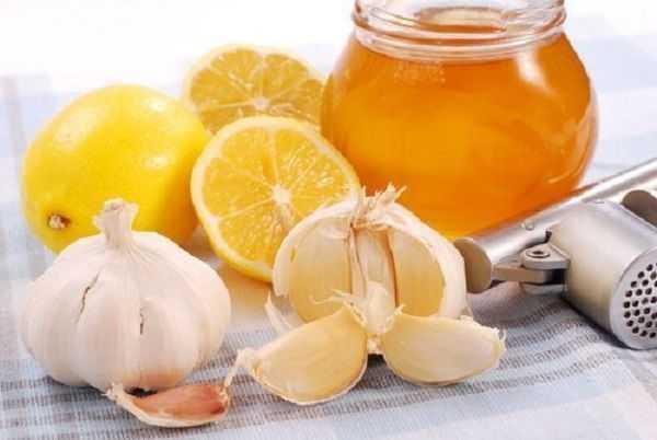 народные средства от холестерина повышенного с чесноком