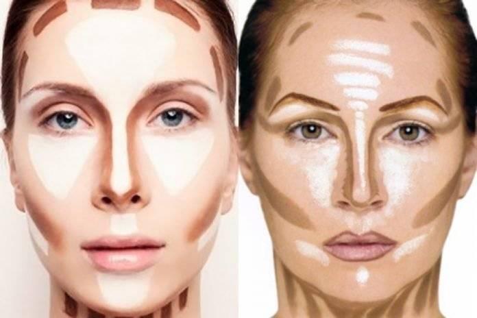 Как с помощью макияжа уменьшить нос: рекомендации и фото