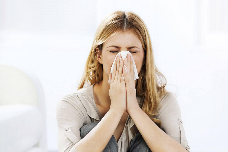 насморк головная боль температуры нет