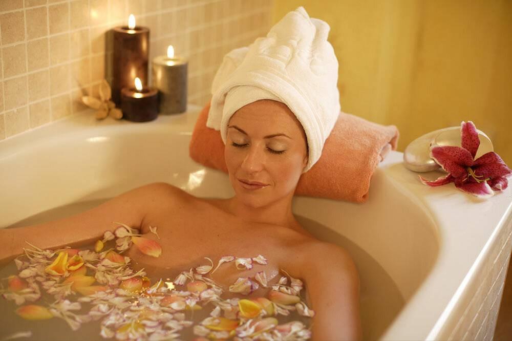 Можно ли при цистите принимать ванну?