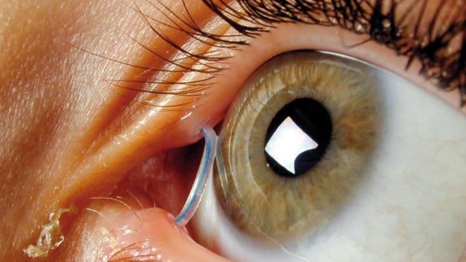 Что делать, если слезятся глаза