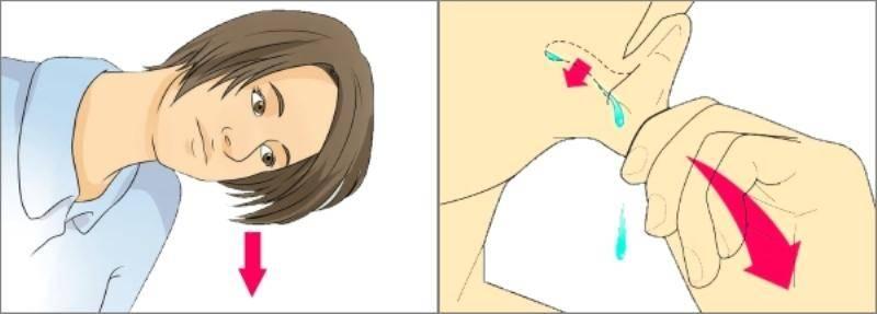как лечить заложенность уха в домашних условиях