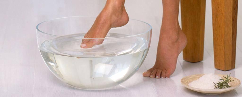 Ноги парить в горчице при насморке — простуда