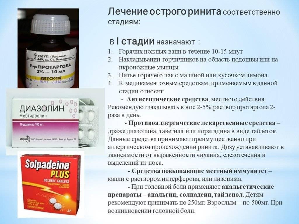 Медикаментозный ринит: причины, признаки, как вылечить