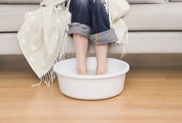 Ванна с горчицей от кашля для детей