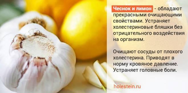 чесночные таблетки при холестерине