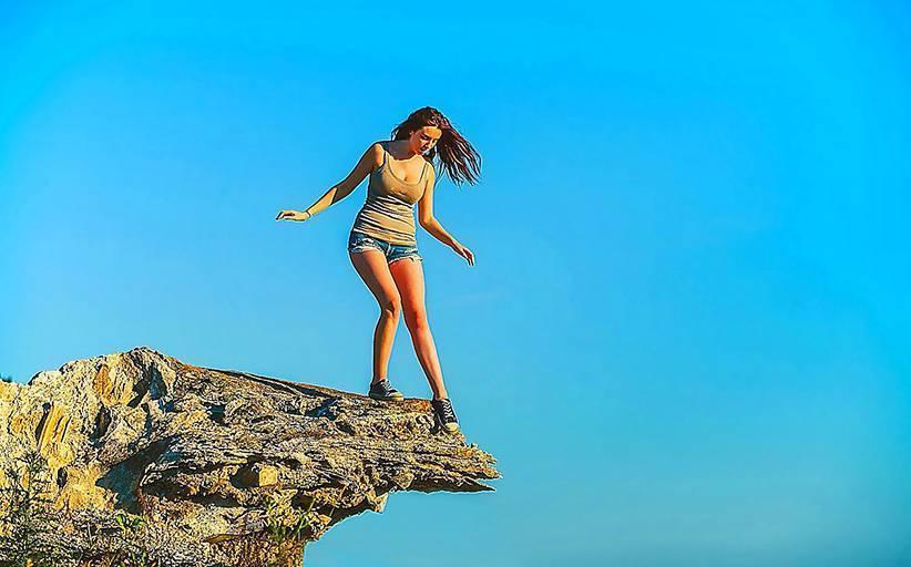 как называется фобия боязнь высоты