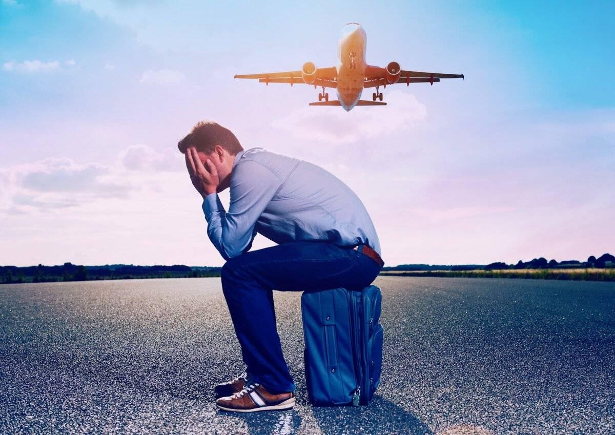 Тем, кто боится летать: 11 упражнений против страха