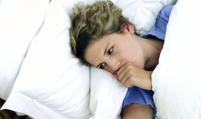 кашель в положении лежа у взрослого