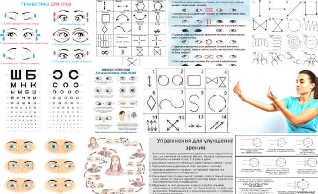 Как улучшить зрение в домашних условиях и восстановить остроту