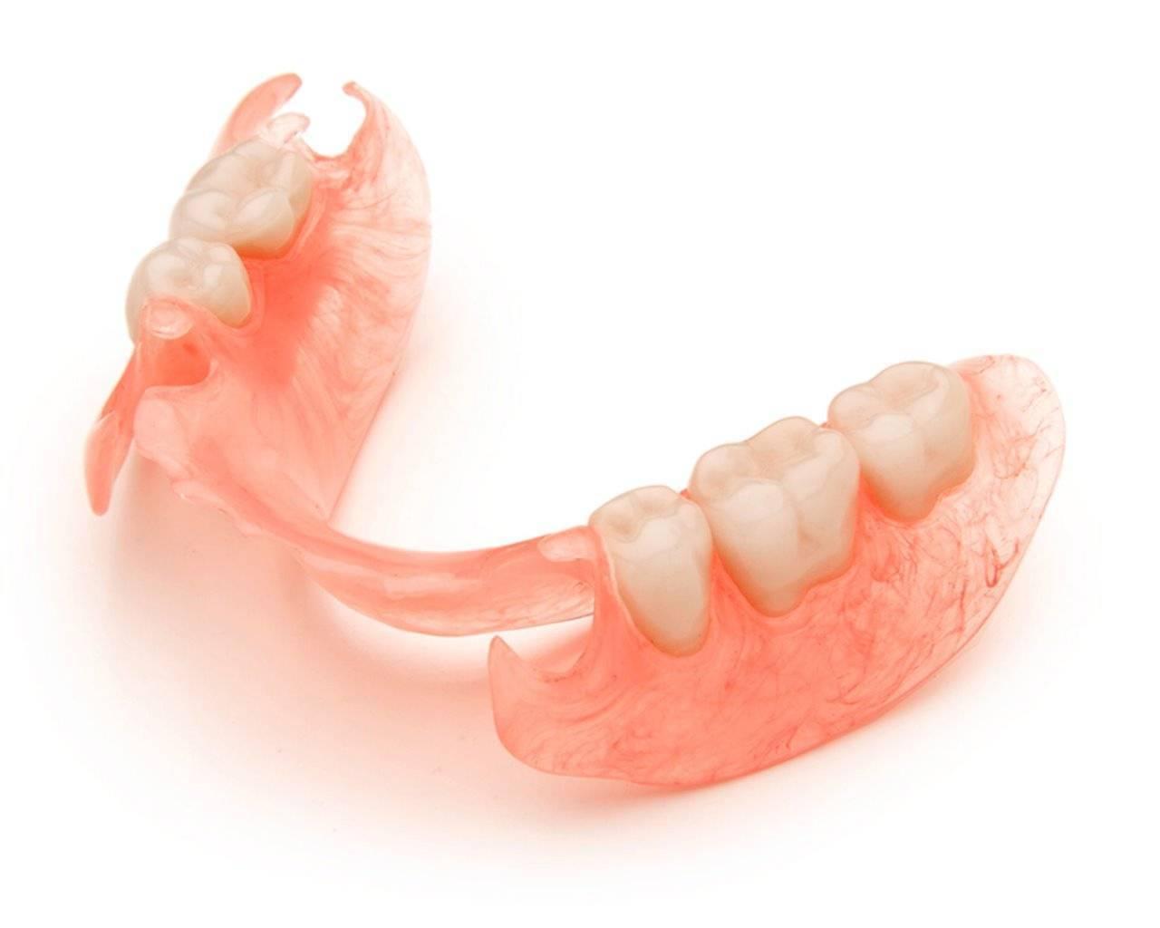 методы протезирования зубов