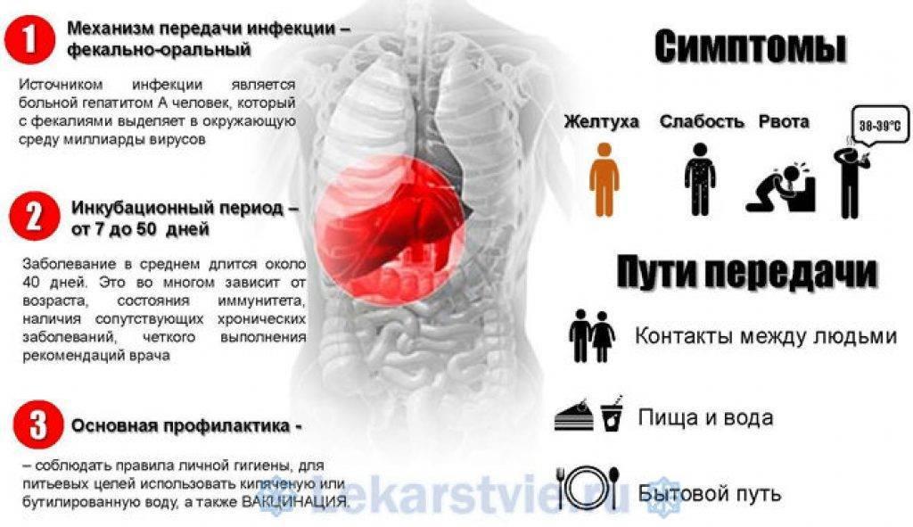 болезнь боткина как передается