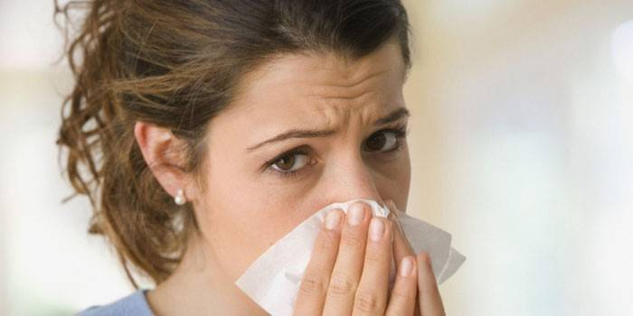 кашель и сопли без температуры