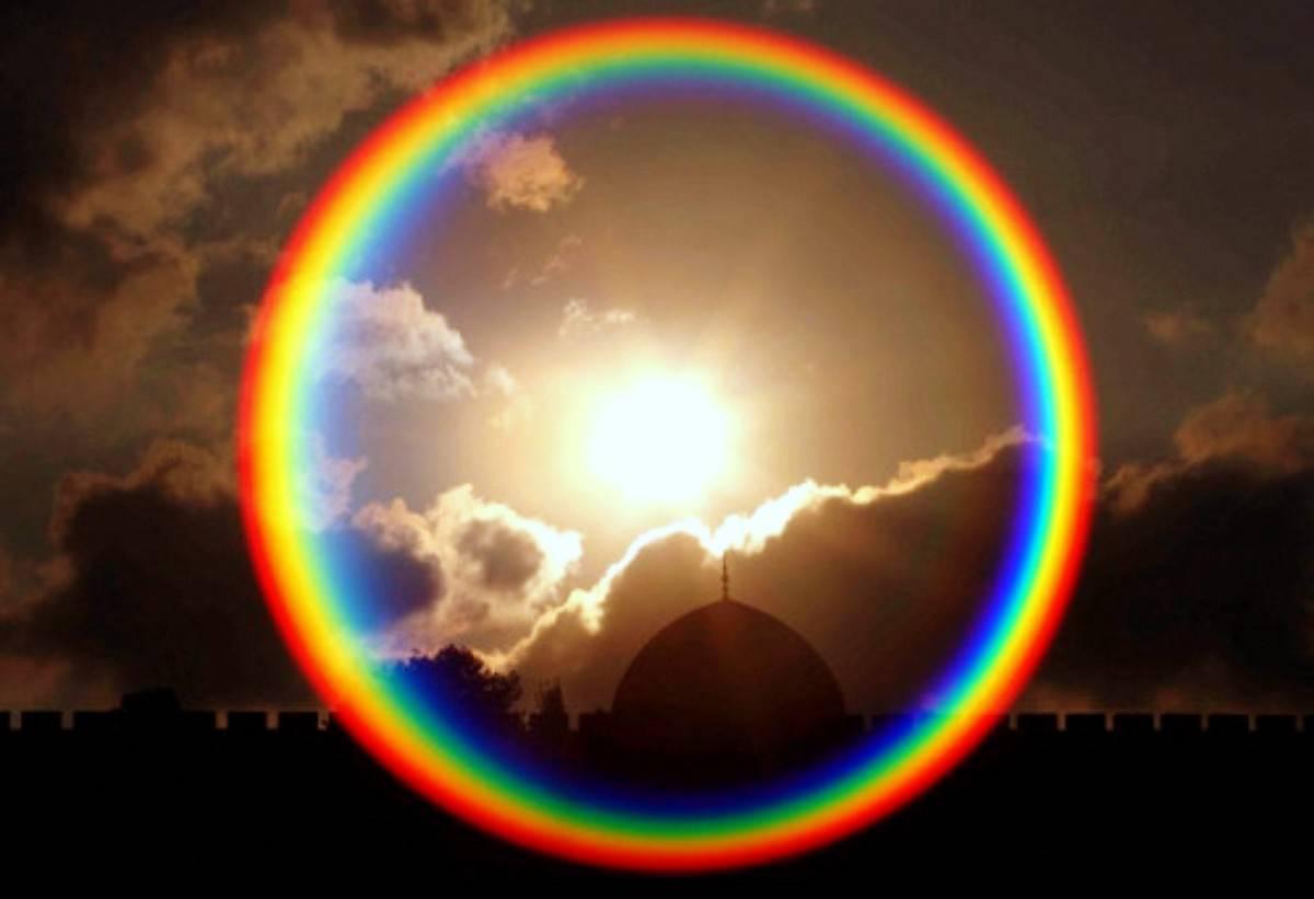 Радужные круги перед глазами как симптом офтальмологического заболевания