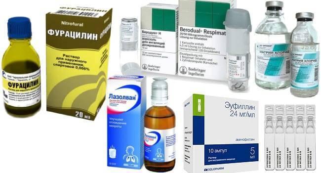 назофарингит лечение