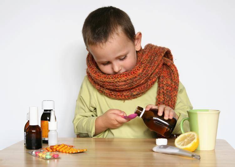 Водочный компресс от кашля для ребенка до года