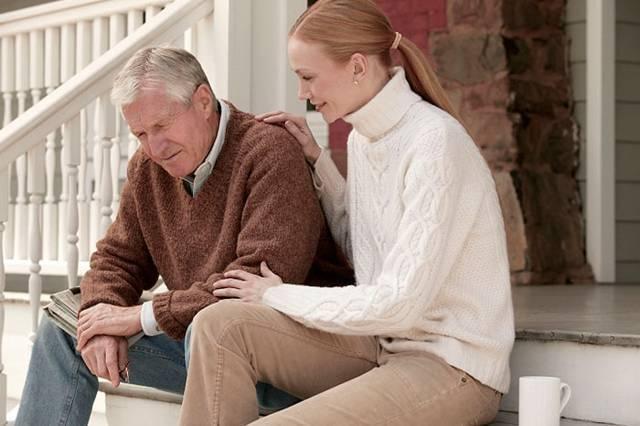 Депрессия у стариков: лечим компьютером