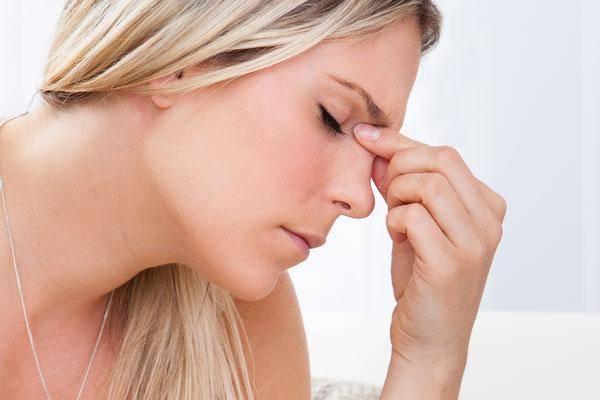 почему болит кончик носа при прикосновении