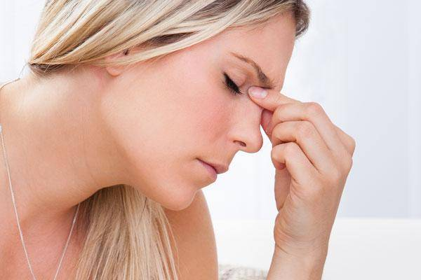 болит слизистая носа внутри
