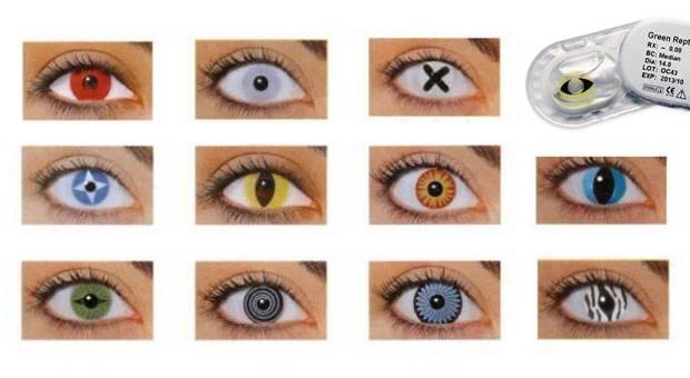 сколько лет можно носить контактные линзы