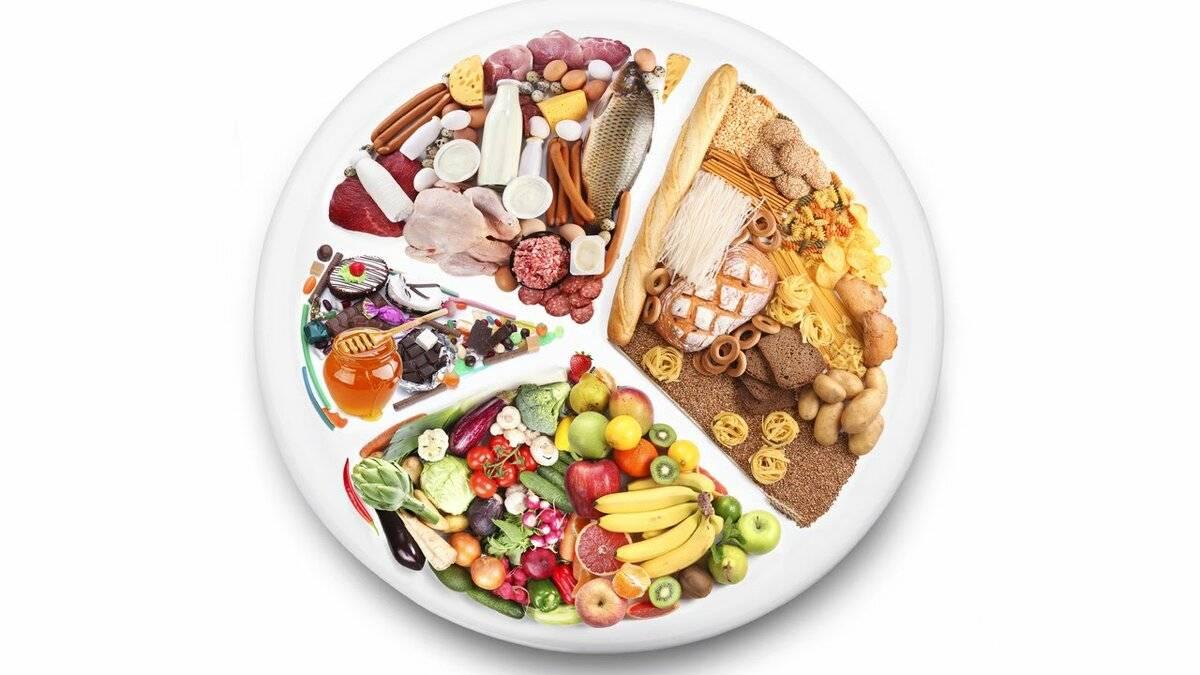 Правильное питание и меню на диете при описторхозе