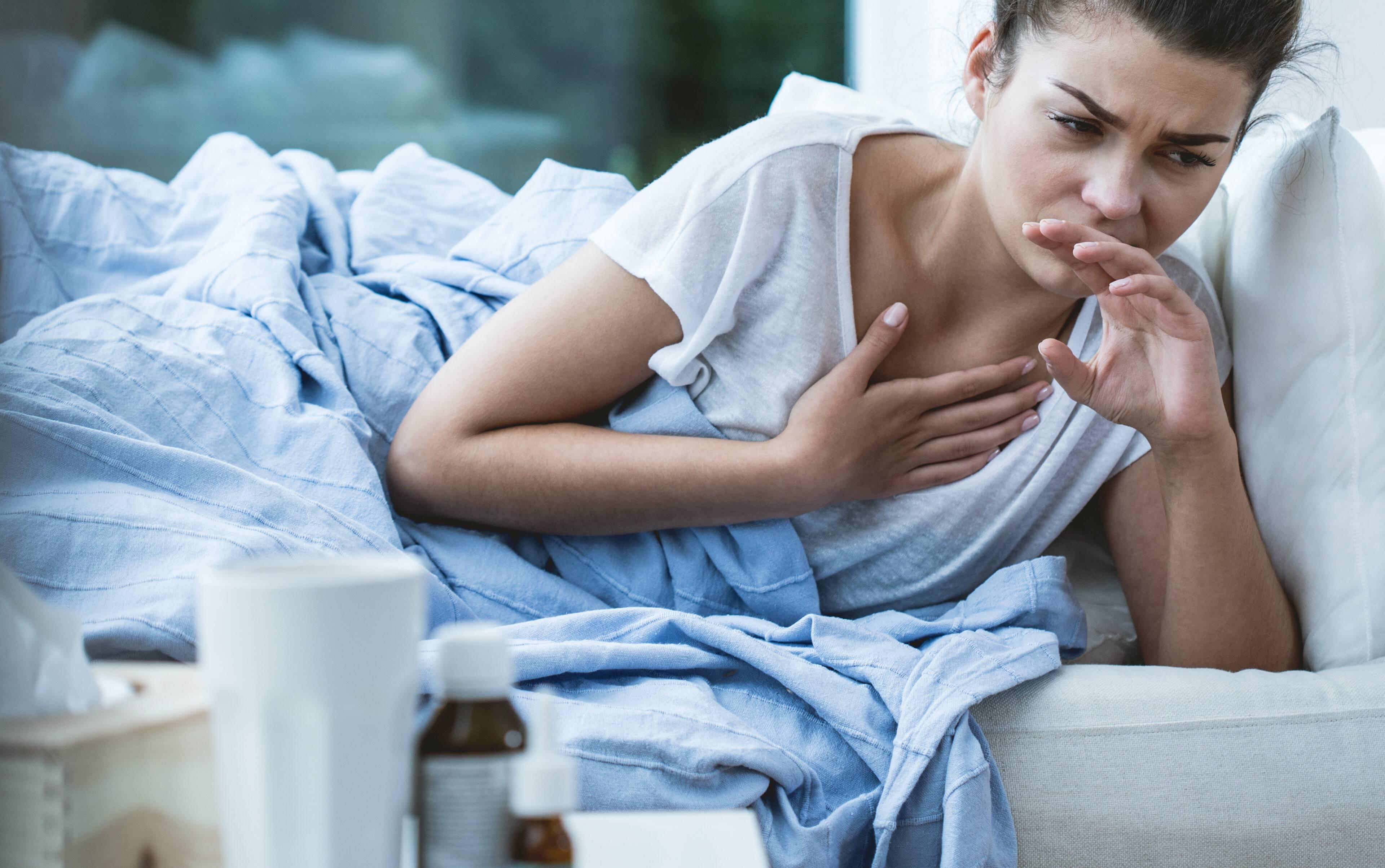 Причины появления кашля по утрам у взрослого