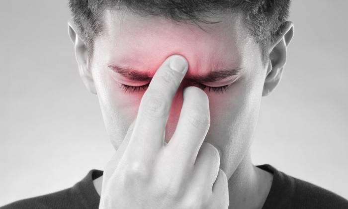 болит спинка носа