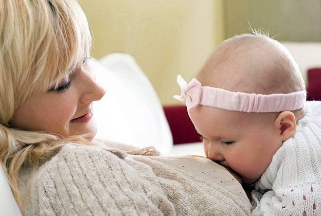 лечение кашля у кормящей мамы