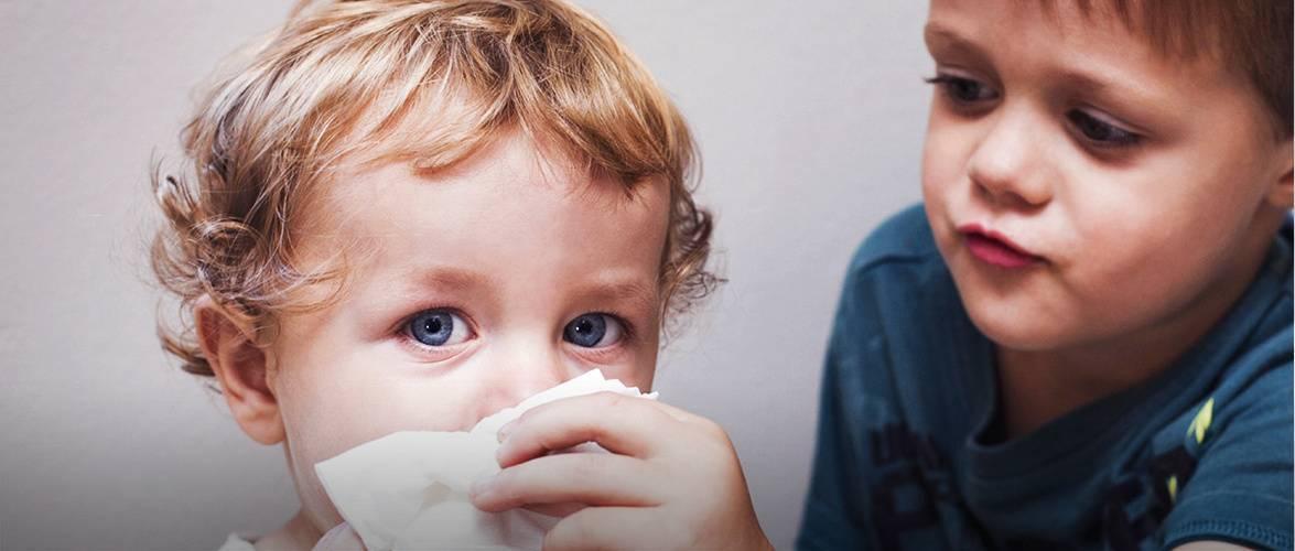 Как лечить задний ринит у ребенка комаровский