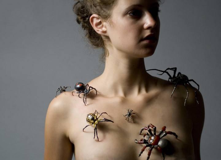 фобия боязнь пауков