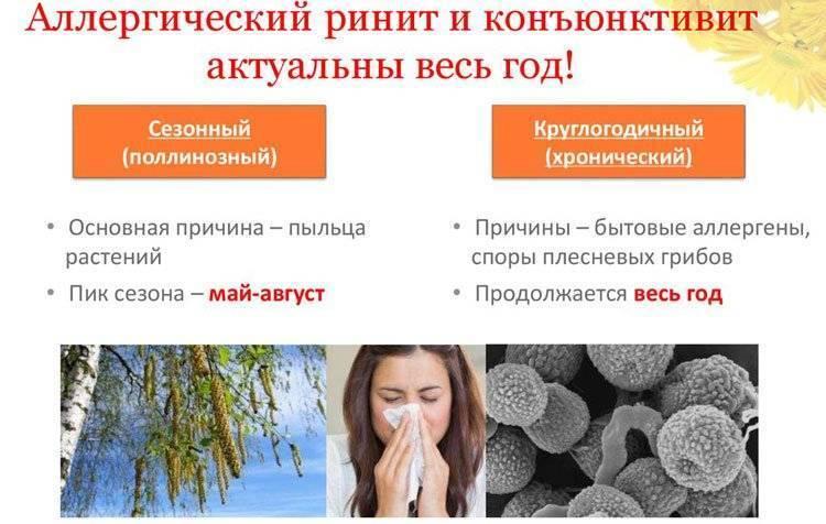 Симптомы аллергического ринита у детей и его лечение