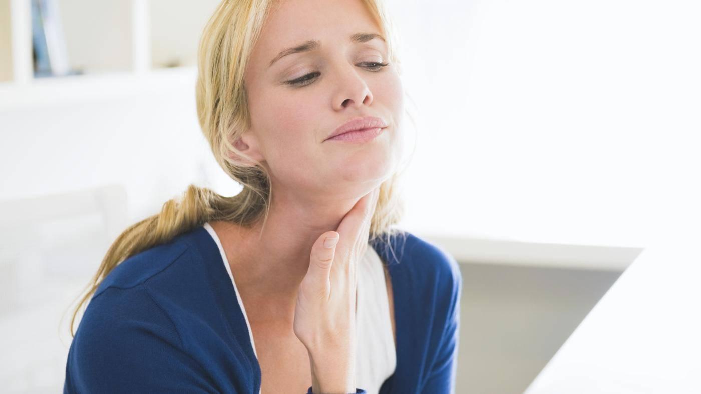 Невроз глотки: причины, симптомы, лечение, профилактика
