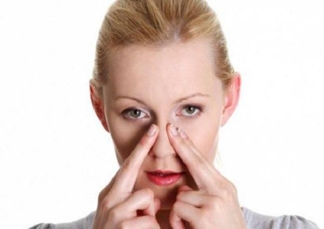 Зуд и жжение в носу: причины, что делать, как лечить