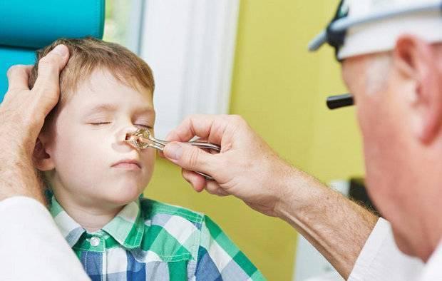 Чем лечить густые желтые сопли у ребенка? основные методы