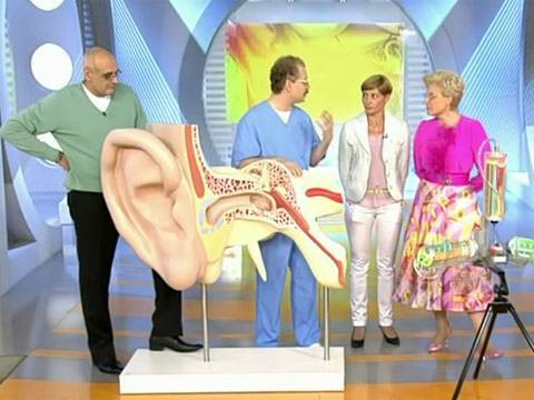 Боль и шум в ушах: причины и лечение