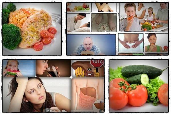 Диета при механической желтухе: принципы правильного питания и меню на неделю