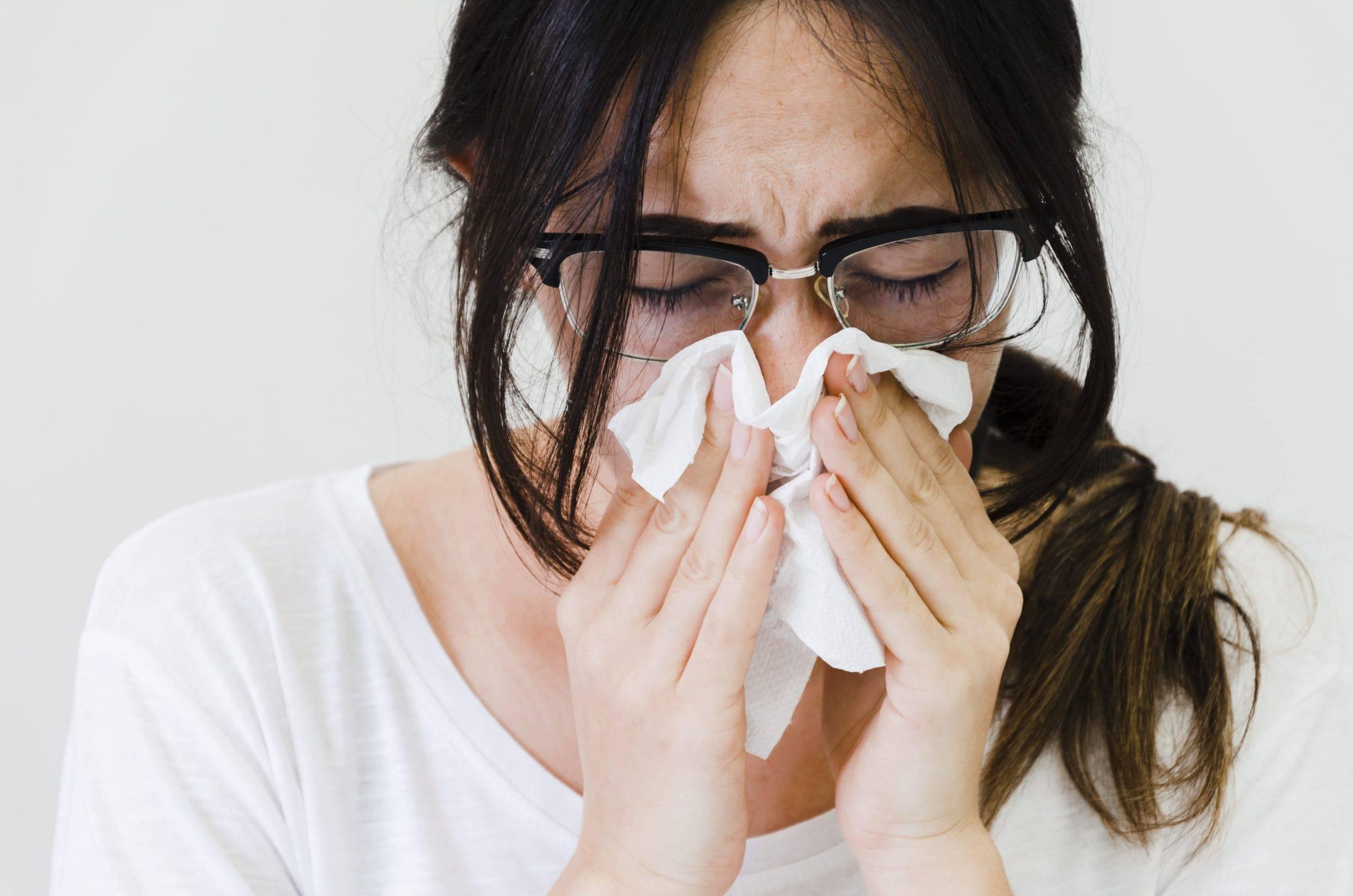 грибковый ринит симптомы