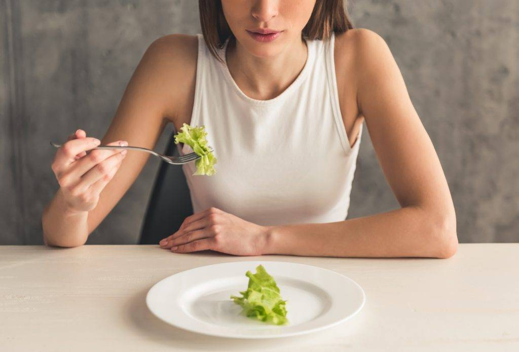 10 страшных последствий анорексии :: инфониак