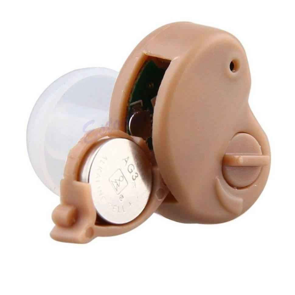Внутриканальные слуховые аппараты. преимущества и недостатки внутриканальных аппаратов