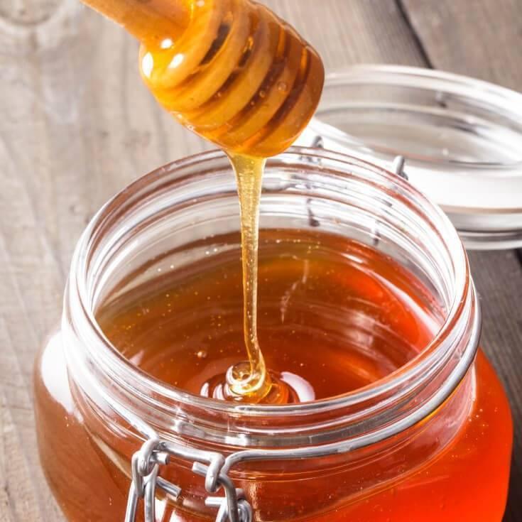 как мед влияет на печень