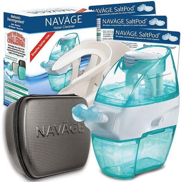 Приборы и устройства для промывания носа в домашних условиях
